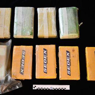 """Dieci chili di cocaina nascosti nell'autocarro polacco. Sequestrata """"neve"""" per 4 milioni"""