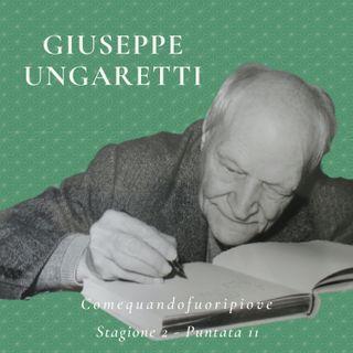 Giuseppe Ungaretti - Comequandofuoripiove #11