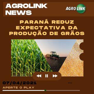 Safra reduz no Paraná. EUA e Brasil estreitam laços comerciais