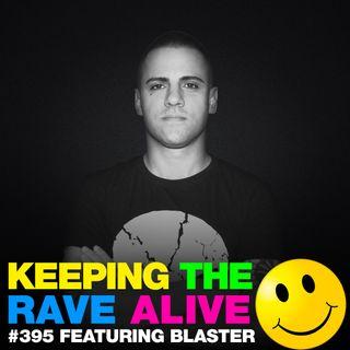 Episode 395: Blaster!