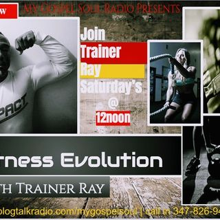 Fitness Evolution with Trainer Ray