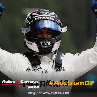 #F1 Bottas 2, Ricciardo 5