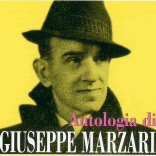 Giuseppe Marzari. stand-up comedian made in Genoa