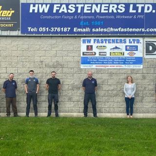 Eoghan Hartery of HW Fasteners discusses 40 years in business