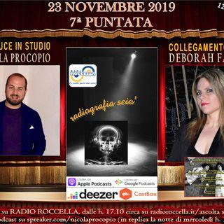 Radiografia Scio' - N.07 del 23-11-2019