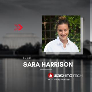 Sara Harrison - 'Telehealth at the End of Life' (Ep. 238)
