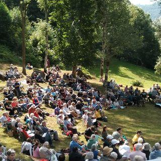 Culto del XV agosto delle chiese valdesi a Pradeltorno