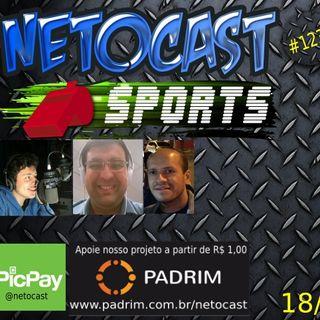 NETOCAST 1234 DE 18/12/2019 - ESPORTES - FUTEBOL - NFL - NBA - UFC - BELLLATOR - RIZIN - PFL