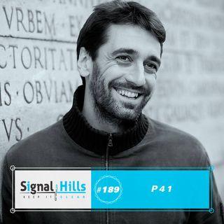 Signal Hills #189  P41
