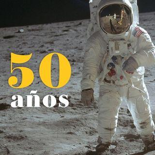 NUESTRO OXÍGENO 50 años del viaje a la luna