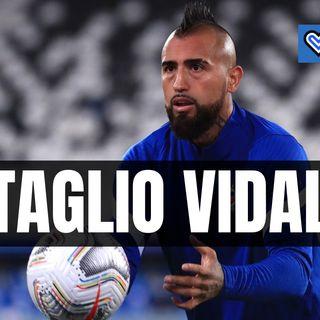 Calciomercato Inter, Vidal verso l'addio: rottura definitiva?