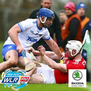 Allianz Hurling League- Waterford V Cork- January 26th 2020