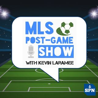 MLS Post-Game Show with Kevin Laramee