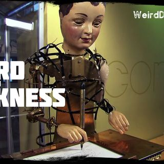 """I WAS RAISED AS A ROBOT"" and 3 More Terrifying Stories! #WeirdDarkness #Creepypasta"