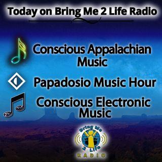 Conscious Appalachian & Electronic Music