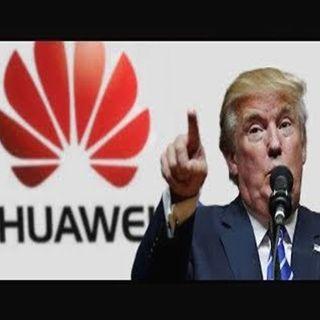 Trump retira restricción comercial a Huawei