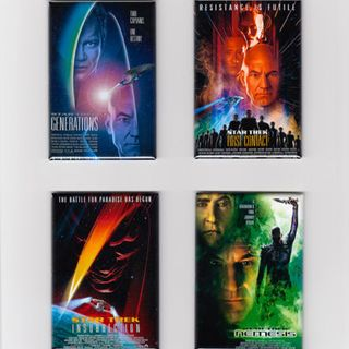 Star Trek Retrospective - TNG Movies