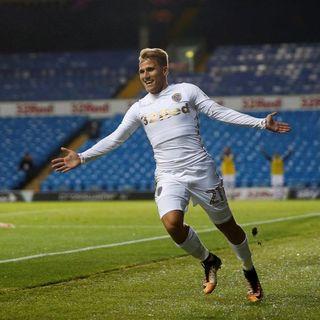 FOOTBALLER LOVE LETTERS - Samuel Saiz & Leeds United