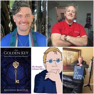 The Douglas Coleman Show w_ Brandon Beachum and Dr. Robb Kelly