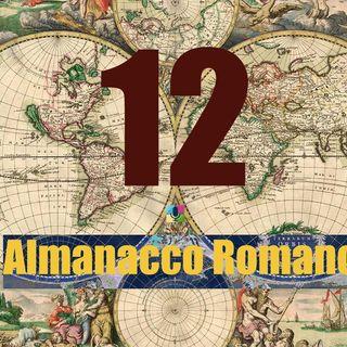 Almanacco romano - 12 novembre