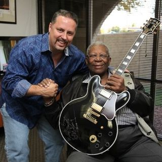 BB King's Stolen Guitar (and More)