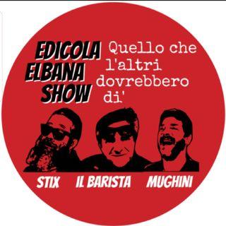 L'Edicola Elbana Show Alla Radio 2020