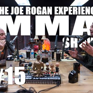JRE MMA Show #15 with Brendan Schaub