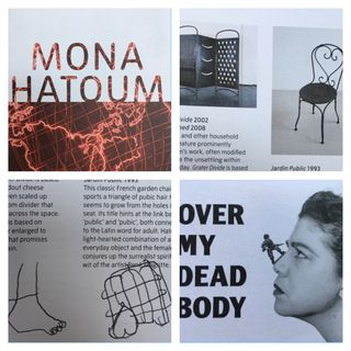 Mona Hatoum: domesticidad y peligros