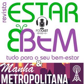 Programa na Rádio Metropolitana Litoral - Conscientização sobre Anemia