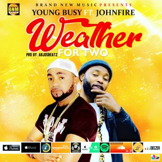 Young busy ft john fire, Weather for two.