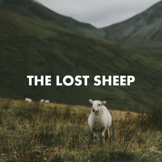 The Parables of Jesus Series : The Lost Sheep - Pr Sandra Chin