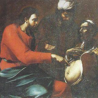 Gesù, il guaritore che guarda in faccia al male e lo vince! 💪🏻🙏🏻😇🥰💪🏻