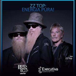 Blues Box - Rádio Executiva - 06 de Fevereiro de 2021