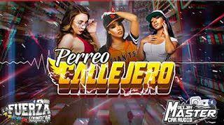 Perreo Callejero Dj Master Ft La Fuerza Sound Car