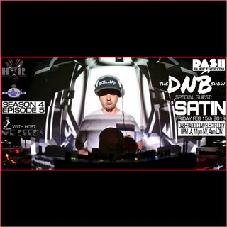 the DNB show S04E05 (guest mix Satin)
