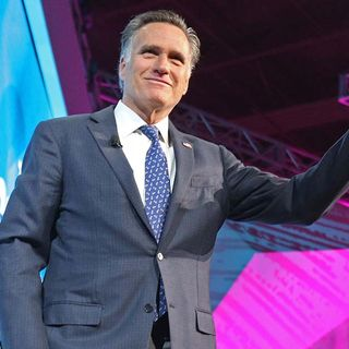 Political Science Prof: If Mitt Romney Wins In Utah, He'll Have Clout