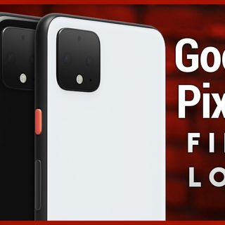 Pixel 4 & 4 XL First Look
