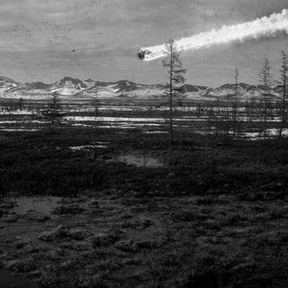 El histórico evento de Tunguska