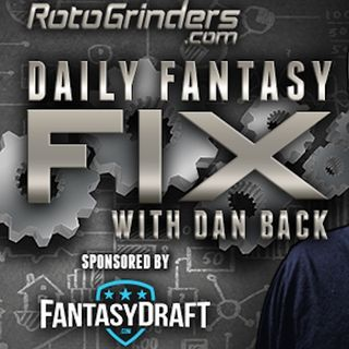Daily Fantasy Fix: 6/13/2018