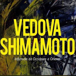 Vedova/Shimamoto: l'arte informale ad Asolo. Intervista con Matteo Vanzan.