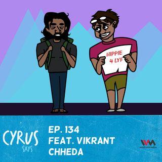 Ep. 134 feat. Travel-junkie Vikrant Chheda