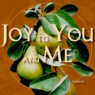 Joy for You and Me