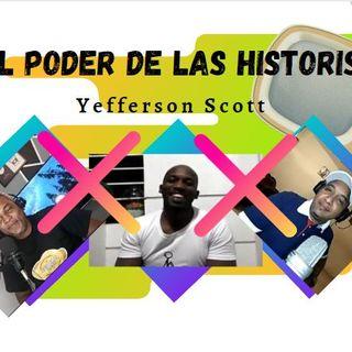 """#20 TEDx en español y La historia """"Todo lo que le conté al Ángel"""" - Yefferson Scott"""