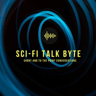 Byte Sci-Fi Talk On Spreaker