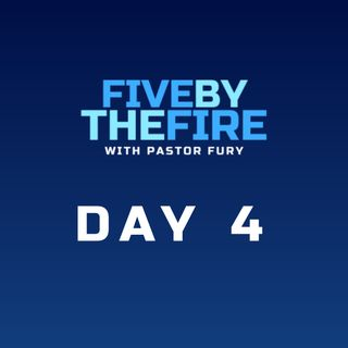 Day 4 - It Is Written