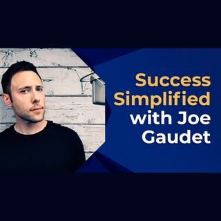 Success Simplified with Voice Actor Joe Gaudet