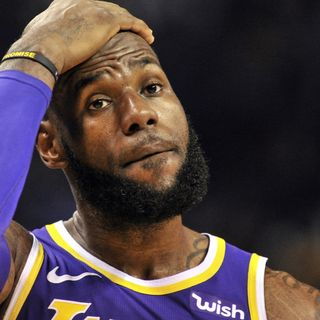 ESPN POLL: LEBRON JAMES ISN'T THE BEST PLAYER ANY MORE: FAIR OR FOUL