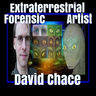 ET (Alien) Forensic Artisit Dave Chace