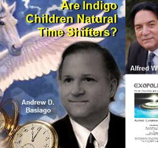 Are Indigo Children Natural Time Shifters?