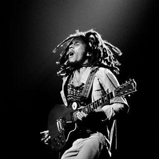 Radio Guerra Fredda puntata n° 8 - Bob Marley & The Wailers, la seconda delle due 1974 - 1981.